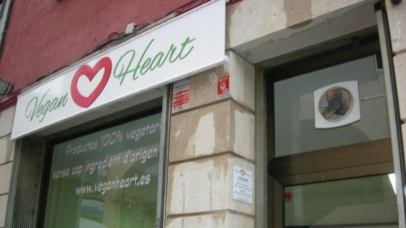 Obre les portes el primer establiment per a vegans a Sant Cugat