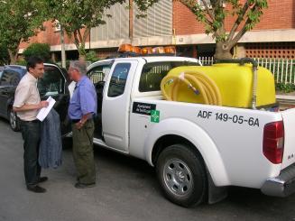 Un cotxe s'incorpora als recursos de l'ADF