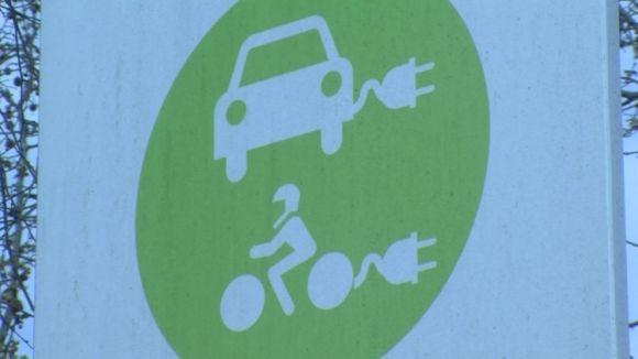 Els Túnels de Vallvidrera, gratuïts per a vehicles elèctrics a partir d'avui