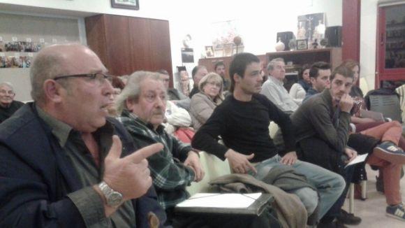 Els veïns de Can Borrull carreguen contra el Pla de Millora que legalitza el barri