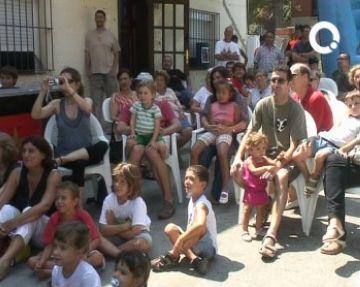 Sol i Aire aprofita la Festa Major per preparar els veïns en cas d'incendi