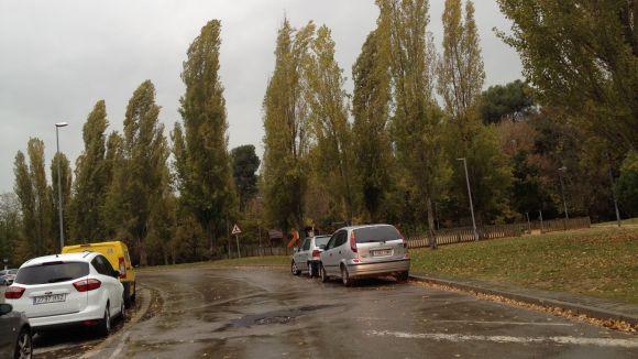 Protecció Civil alerta pel perill de pluja i vent a Sant Cugat i a la comarca
