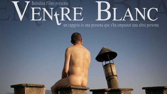 Jordi Lara projecta 'Ventre Blanc' a la Filmoteca de Catalunya