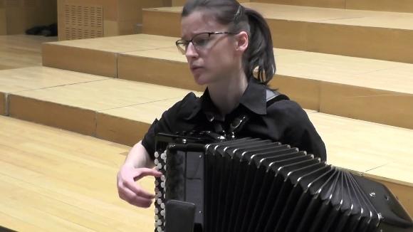 Concert: Vera Drazic, acordió