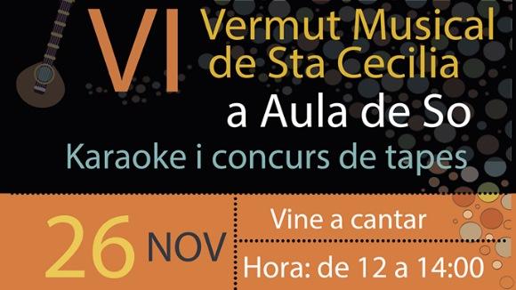 6è Vermut Musical de Santa Cecília
