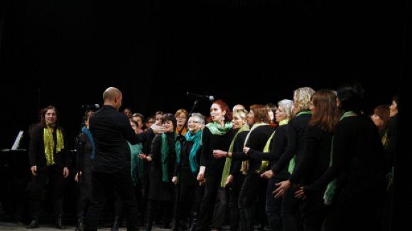 El cor Veus del Gospel / Foto: Web Veus del Gospel