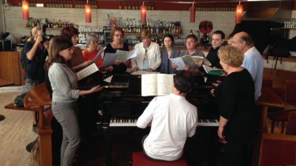 El concert participatiu Veus del Cor reunirà músics amateurs i professionals