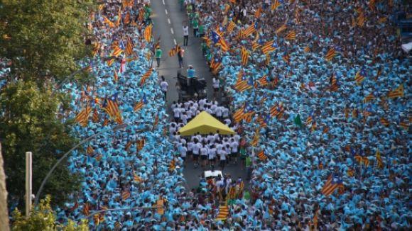 Els santcugatencs a la Via Lliure, a 'La setmana del Vallès'