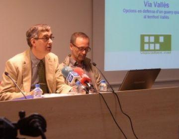 Neix Via Vallès amb l'objectiu d'obrir el debat ciutadà sobre el present i futur de la comarca