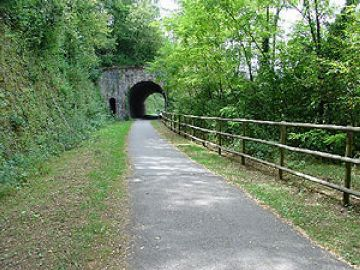 Inaugurat el segon tram de la Via Verda, que facilitarà l'accés a la UAB a peu o en bicicleta