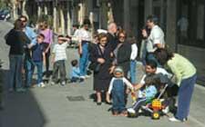 Les actuacions als carrers Murillo i Villà completaran el pla de vianantització del centre