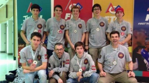 El Viaró, 4a posició mundial a la First Lego League