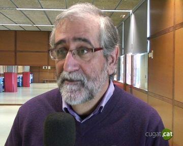 Vicenç Villatoro: 'La gent ha d'assumir que el conflicte del Pròxim Orient és més complex del que es pensen'