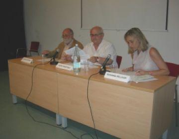 Martínez, ha impartit la conferència de presentació del nou curs d'estiu