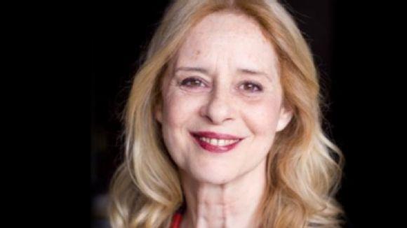 L'actriu Vicky Peña, premiada amb la Creu de Sant Jordi, recitarà a Sant Cugat