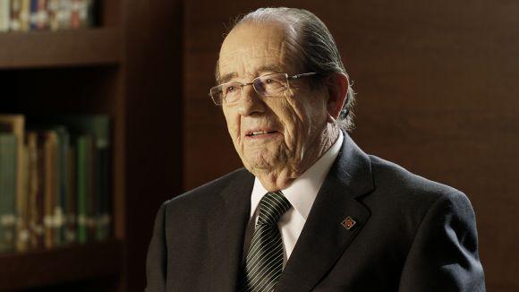 Mor l'expresident de Grifols, Victor Grifols Lucas