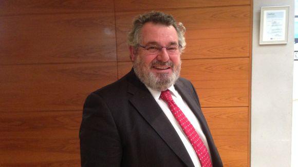 Víctor Terradellas (Fundació CATmón): 'Per descomptat, Catalunya haurà de tenir un exèrcit'