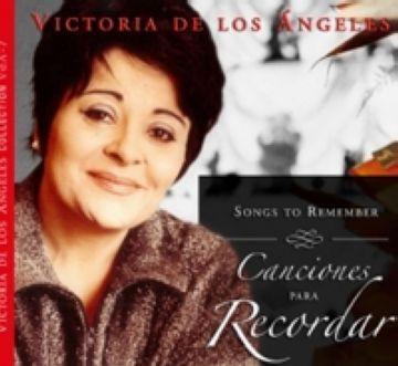 Un CD benèfic de Victòria dels Àngels recapta diners per la fundació de la soprano i la de Pasqual Maragall
