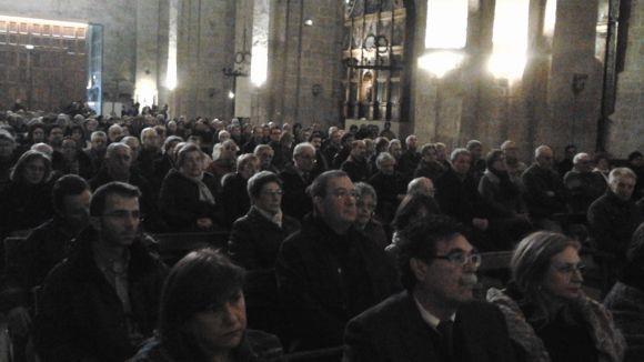 Sant Cugat es bolca en el comiat a Rosa Vila