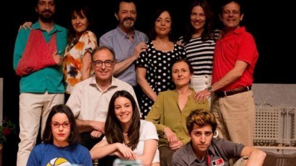 La coproducció municipal 'Vilafranca', el tercer muntatge teatral més vist de 2015 a les comarques de Barcelona