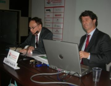 Albert Vilalta aposta per millorar la gestió de les infraestructures existents
