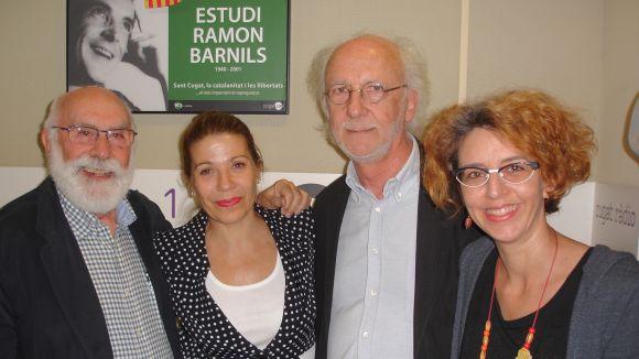 Emma Vilarasau, Creu de Sant Jordi, al 'Molta Comèdia'