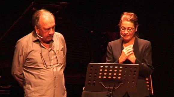 Vilarasau i Margarit ofereixen una nit de poesia per a la història del festival