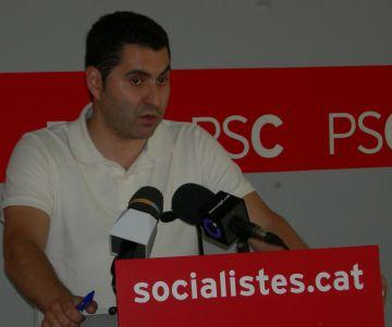 Villaseñor (PSC): 'Ens saben greu les declaracions de Pasqual Maragall'