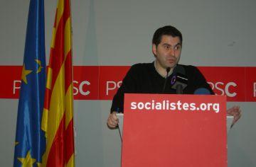 El PSC celebra l'inici del projecte del túnel d'Horta ferroviari