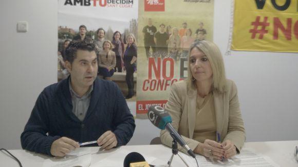 ERC-MES porta al ple el rebuig a la sentència que impedeix gestionar el 0,7% de l'IRPF a la Generalitat