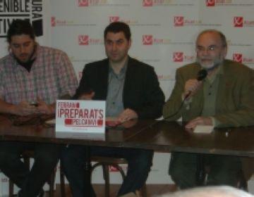 Villaseñor: 'Jo no necessito padrins, sinó el suport dels santcugatencs'