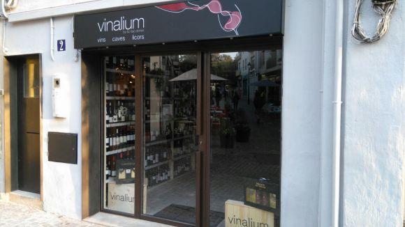 Vinalium obre una botiga al carrer dels Pous de Sant Cugat