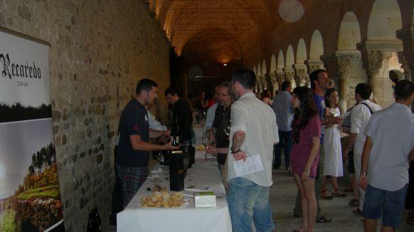 'A Sant Cugat, noies maques... i tast de vins!'