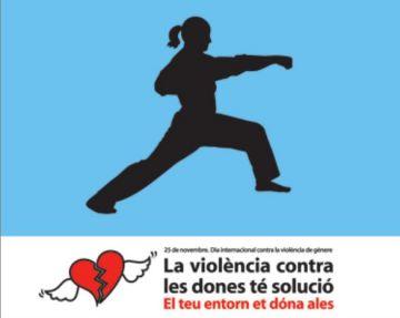 Sant Cugat acull un taller de defensa personal, un pas més contra la violència de gènere