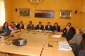 Van rebre explicacions del funcionament econòmic de l'Ajuntament.