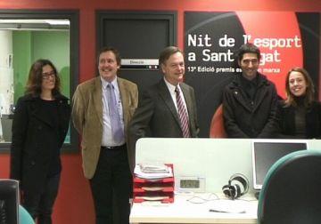 El CAC convida Cugat.cat a difondre el seu model de transformació multimèdia