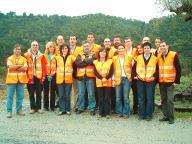 Regidors i membres de la Taula de Residus han visitat aquest equipament