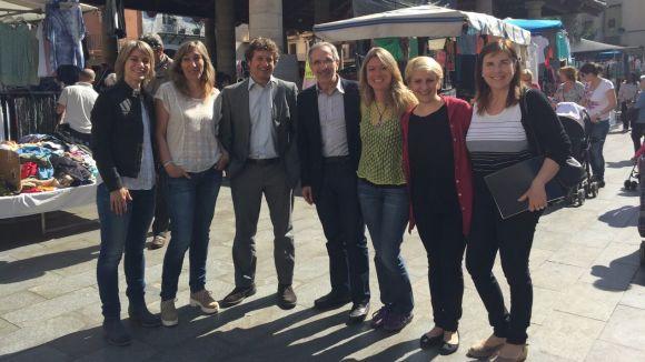 Soler vol importar a Sant Cugat el model de gestió cultural de Granollers