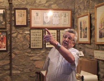 La Penya Regalèssia mostra el resultat de 40 anys de condicionament de Sant Medir