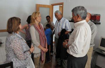 El ministre de Salut Pública de la RASD visita Sant Cugat