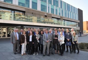 Una delegació noruega visita la ciutat per conèixer el funcionament del CIT