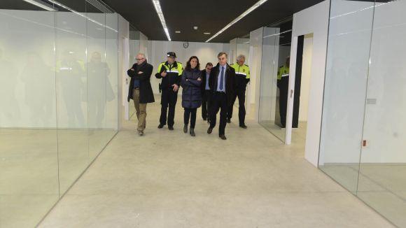 La nova comissaria de la Policia Local obrirà les portes al febrer