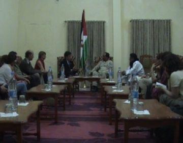 Sant Cugat dóna suport al poble sahrauí perquè exerceixi el dret a l'autodeterminació
