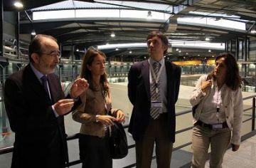 L'alcalde veu el Sincrotró Alba com un punt d'atracció d'empreses