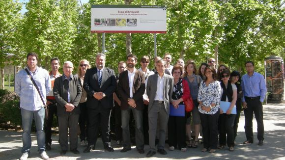 El 'carrer intel·ligent' interessa a l'Eurocities