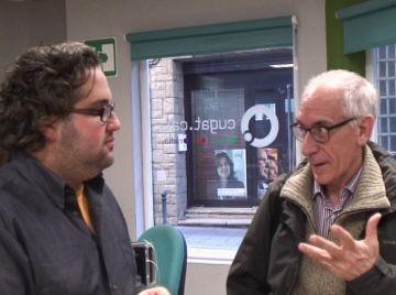 La Fundació Marianao visita Cugat.cat per endinsar-se en el món del multimèdia