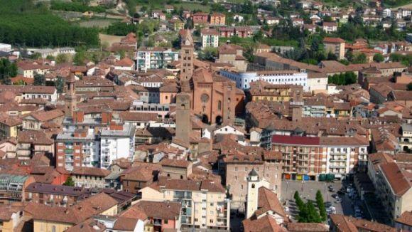 Conesa i Fortuny assisteixen al 'Palio degli Asini' d'Alba