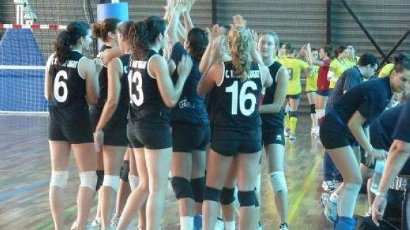 Torna l'elit del voleibol formatiu del continent a Sant Cugat