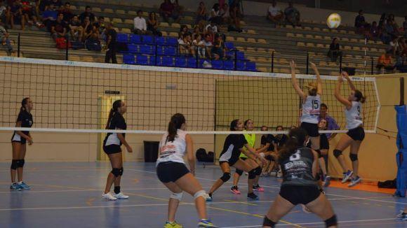 El 15è Torneig Internacional Voleibol base femení arriba dijous amb un alt nivell de participants