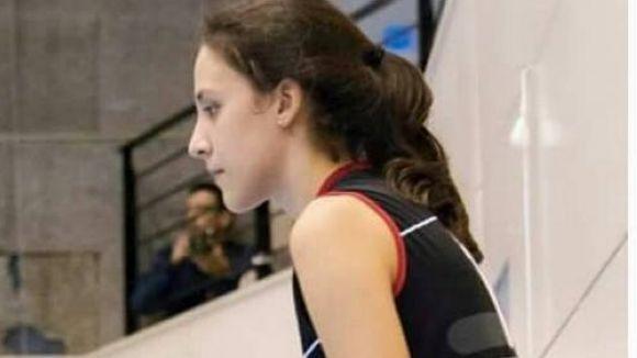 Aina Berbel, convocada amb la selecció espanyola sub 19 / Font: Aina Berbel